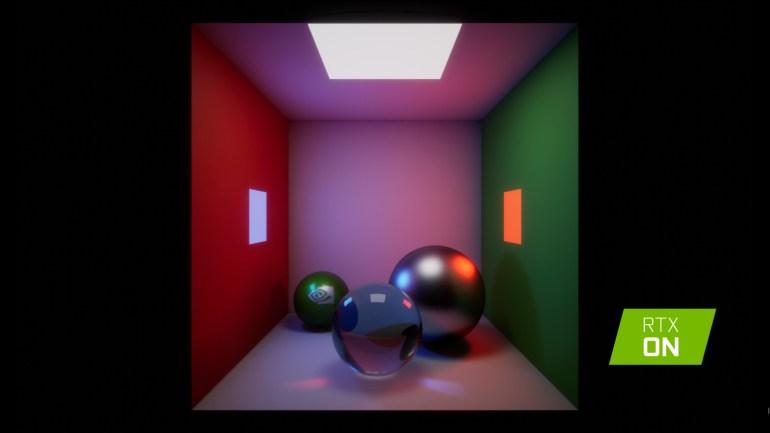NVIDIA Turing: еще один шаг к кинореализму в играх