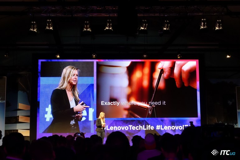 Первый взгляд на ноутбуки Lenovo Yoga C930, S730 и Yoga Book С930