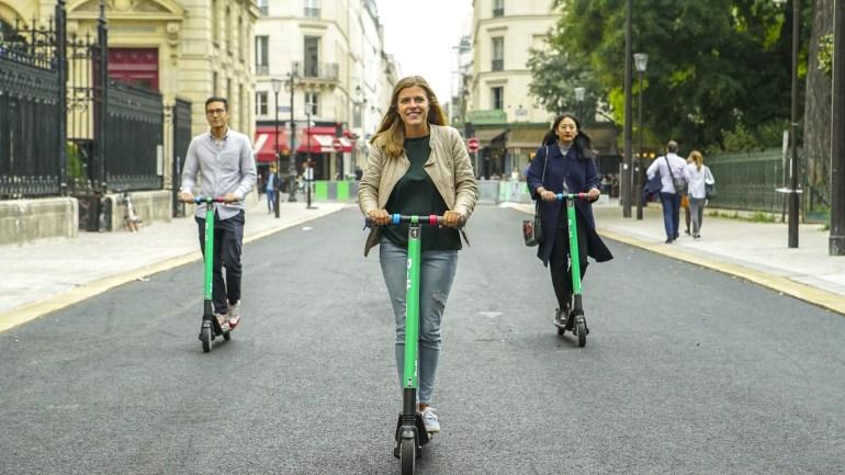 Сервис Taxify запускает услугу аренды электросамокатов Bolt в Париже и обещает быструю экспансию в другие города и страны