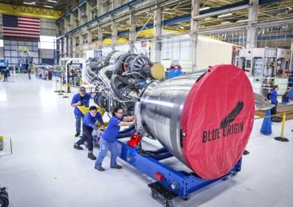 Blue Origin положит конец зависимости США от российских двигателей РД-180. Компания Джеффа Безоса будет поставлять двигатели для ракеты ULA Vulcan