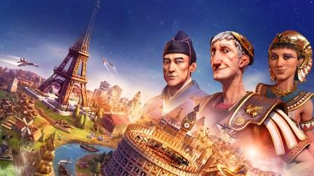 Полноценная Civilization VI выйдет на Nintendo Switch уже 16 ноября
