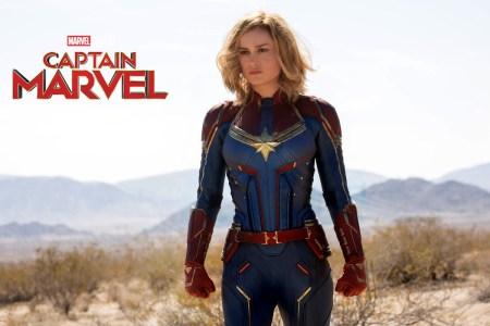 Первый трейлер супергеройского фильма Captain Marvel / «Капитан Марвел» с Бри Ларсон в главной роли