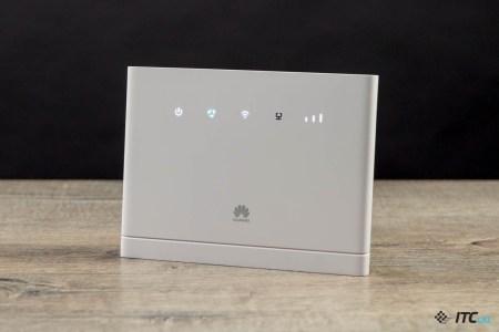 Обзор роутера Huawei B315 с 4G от «Киевстар»