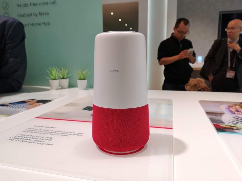 IFA 2018: Huawei AI Cube - умная колонка и по совместительству Wi-Fi-роутер/LTE-модем