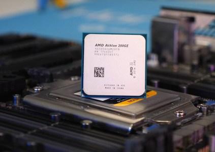 Опубликованы первые результаты тестирования самого доступного чипа на базе архитектуры Zen – APU Athlon 200GE