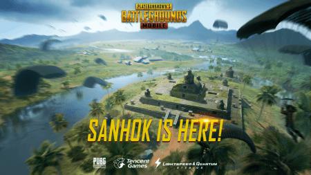 Разработчики PUBG Mobile выложили обновление с новой картой Sanhok в честь достижения отметки в 20 млн игроков ежедневно