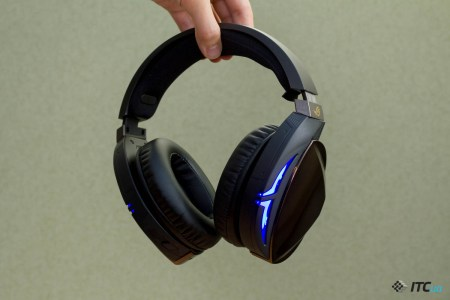 Обзор игровых наушников ROG Strix Fusion 700