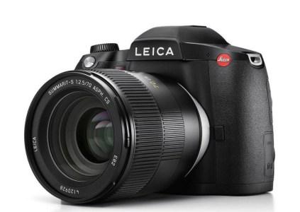 Leica S3 – 64-мегапиксельная среднеформатная зеркальная камера с поддержкой записи видео 4K