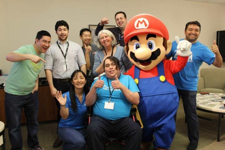 Сотрудники Nintendo приехали домой к смертельно больному парню, чтобы осуществить его мечту