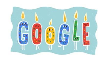 Сегодня Google исполнилось 20 лет