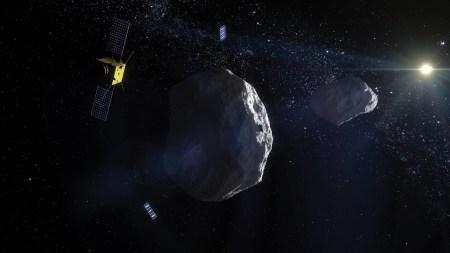 Ученые намерены испытать концепцию планетарной защиты от астероидов в 2021 году