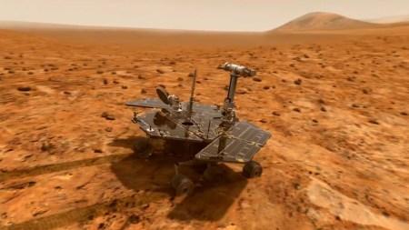 NASA: поиски ровера Opportunity завершатся в январе