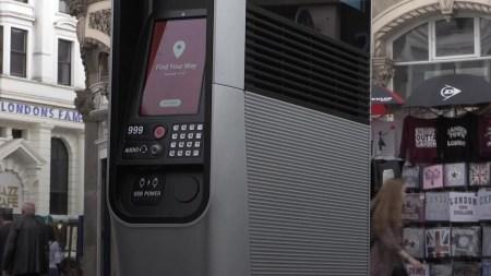 Власти Лондона: коммуникационные центры InLinkUK, установленные по всему городу, вызвали всплеск преступности