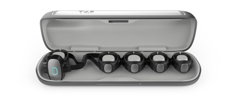Носимая клавиатура-кастет Tap Systems работает в виртуальной среде Microsoft (видео)