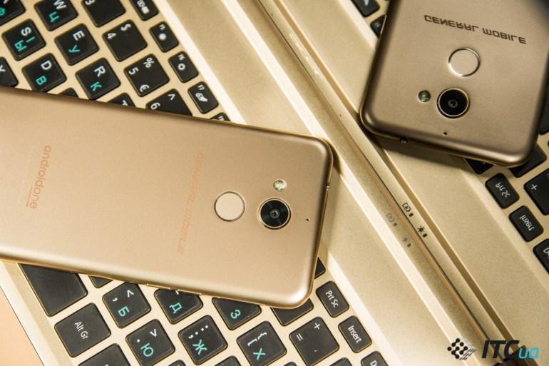 Обзор смартфона General Mobile GM8