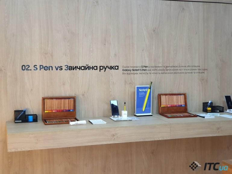 В Киеве появился магазин Samsung Postcard Studio в стиле почтового отделения. Как он работает?