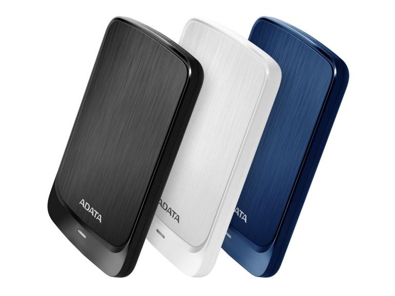 ADATA представила новые внешние жесткие диски HD680 и HV320