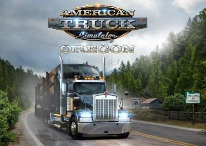 American Truck Simulator – Oregon: на север
