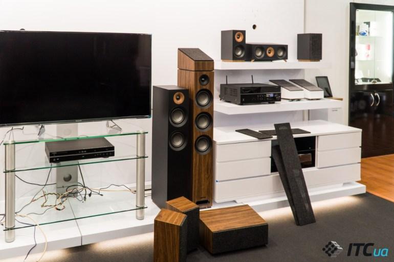 Строим домашний кинотеатр с Yamaha RX-V585 и Jamo S 807/S 809: экспресс-знакомство