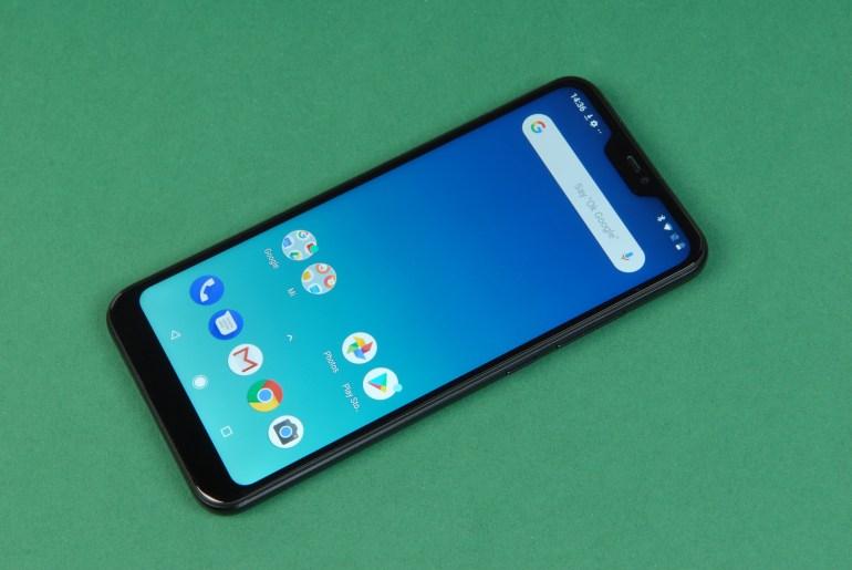 Обзор смартфона Xiaomi Mi A2 Lite: бюджетный Android One