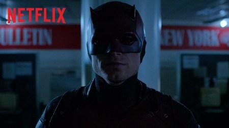 В трейлере третьего сезона Daredevil / «Сорвиголова» от Netflix главный герой встречает Кингпина и свою темную версию