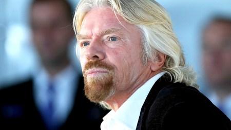 Ричард Брэнсон ушел с поста главы Virgin Hyperloop One