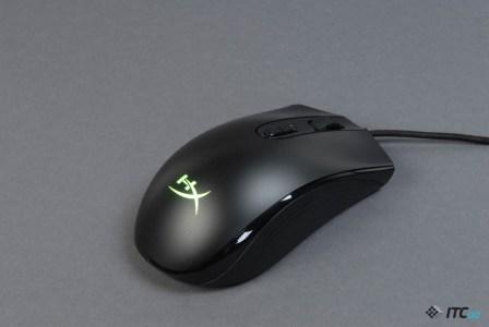 Обзор игровой мыши HyperX Pulsefire Core