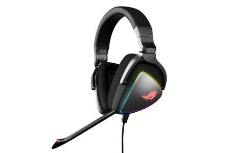 В Украине стартуют продажи геймерской гарнитуры ASUS ROG Delta с ЦАП ESS, герметичными чашами, разъемом USB-C и подсветкой
