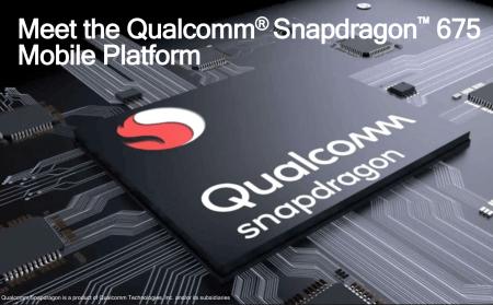 Представлена новая среднеуровневая 11-нм SoC Qualcomm Snapdragon 675, имеющая много общего с флагманскими решениями