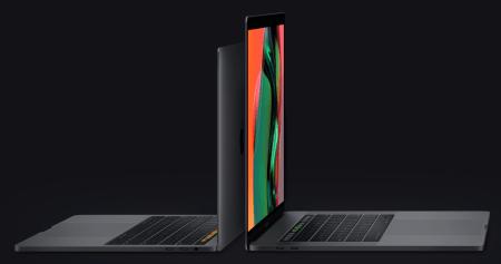Apple также обновила ноутбуки MacBook Pro, оснастив их видеокартами AMD Radeon Pro поколения Vega