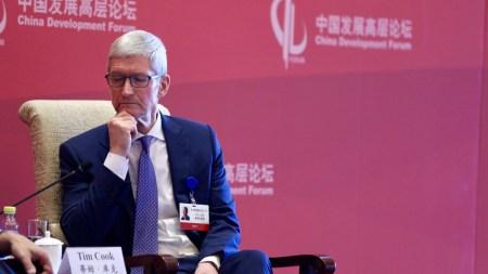 Тим Кук попросил Bloomberg опровергнуть статью о китайских чипах-шпионах, но агентство ответило отказом