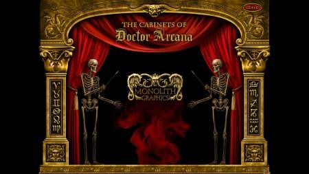 The Cabinets of Doctor Arcana: головоломки в готическом стиле