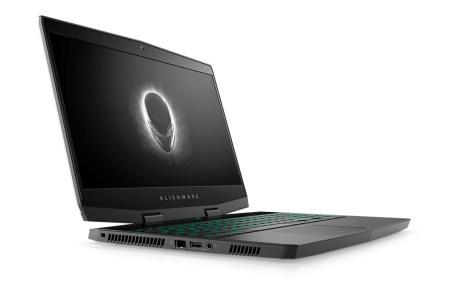 Dell выпустила тонкий и лёгкий игровой ноутбук Alienware m15