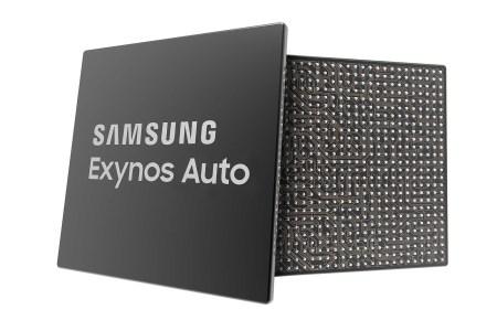 Samsung создала процессоры Exynos и камеры Isocell специально для подключенных автомобилей