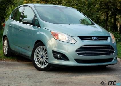 Подзаряжаемый гибрид Ford C-Max Energi: просторный, «зеленый», дешевый?
