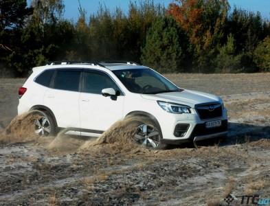 Новый Subaru Forester: просторнее, «умнее», мощнее! Но дороже…