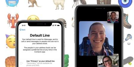 Сегодня выходит обновление iOS 12.1, которое включает групповые видеозвонки FaceTime, активирует встроенную SIM-карту и решает проблему «бьютигейта»