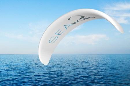 SeaWing — умные паруса от Airbus