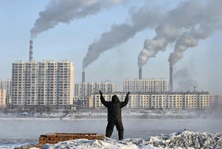 Великобритания заявила о намерении перейти на безуглеродную экономику