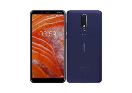 Представлен смартфон Nokia 3.1 Plus с 5,99-дюймовым HD+ дисплеем, чипом MediaTek P22 и ценой $154
