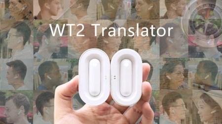 Разработчики Timekettle запустили в массовое производство беспроводные наушники с функцией синхронного перевода