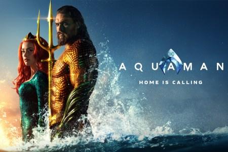 Финальный трейлер супергеройского фильма Aquaman / «Аквамен» от DC Comics с Джейсоном Момоа в главной роли