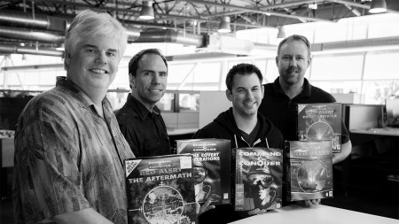 EA анонсировала разработку обновленных 4K-версий игр Command & Conquer и Red Alert, к процессу привлекли создателей оригинальных игр