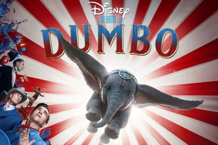 Первый трейлер кинофильма Dumbo / «Дамбо» от Тима Бертона с Колином Фарреллом, Евой Грин и Майклом Китоном