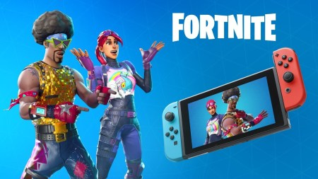 Fortnite уже установлена на каждой второй из всех проданных консолей Nintendo Switch