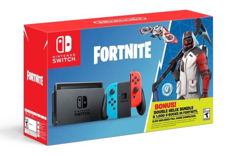 Fortnite уже установлена на каждой второй из всех проданных консолей Nintendo Switch