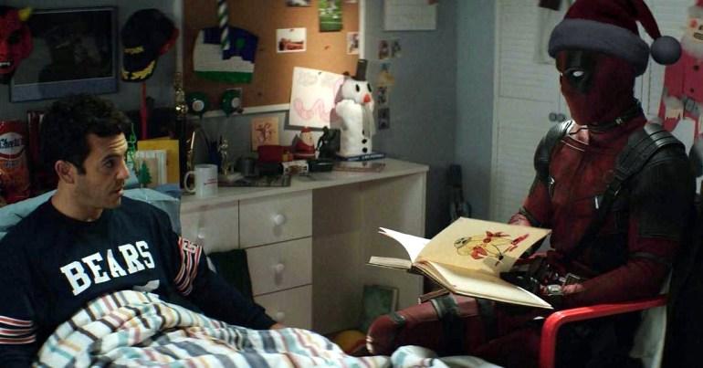 """Версию фильма Deadpool 2 / «Дэдпул 2» с рейтингом PG-13 назвали Once Upon a Deadpool / """"Жил-был Дэдпул"""", она выйдет в прокат США 12 декабря"""