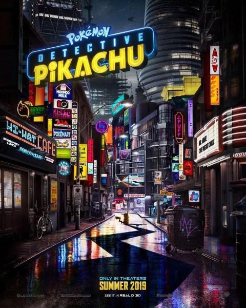 """Первый трейлер фильма Pokemon: Detective Pikachu / """"Покемон. Детектив Пикачу"""" с Райаном Рейнольдсом в главной роли"""