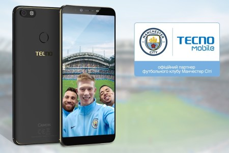 В Украине начал работать новый китайский бренд Tecno Mobile