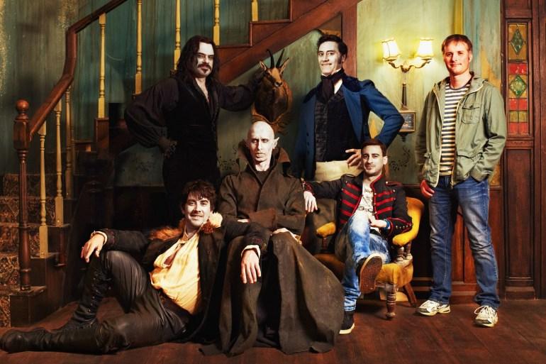 Вышли первые тизеры сериала о вампирах What We Do in the Shadows / «Реальные упыри» для канала FX, премьера состоится весной 2019 года